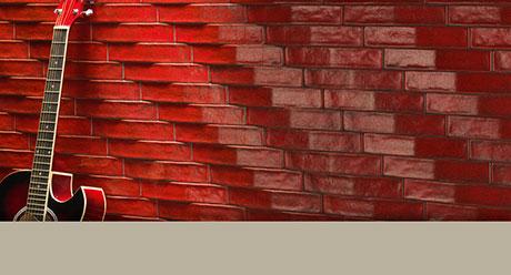 CONVEX VERMELL-5x25-Ceramica-Natucer