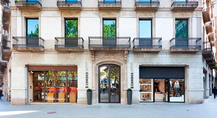 CONTINUAR LEYENDO SOBRE Condes de Barcelona Hotel