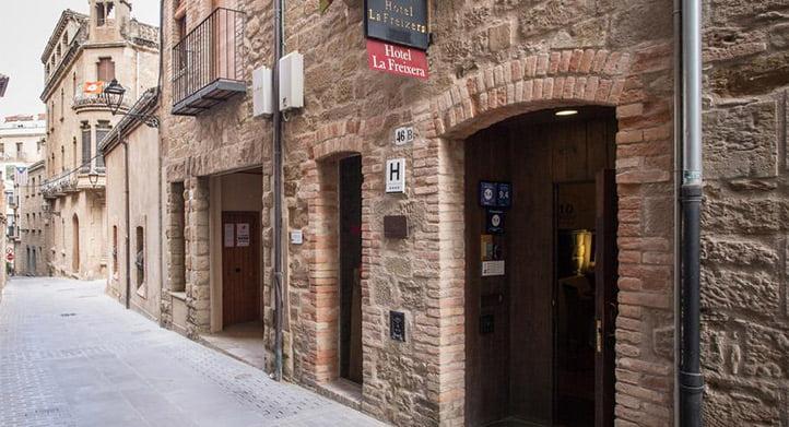 CONTINUAR LEYENDO SOBRE Freixera Hotel