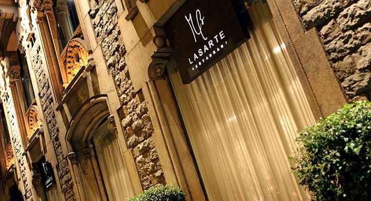CONTINUAR LEYENDO SOBRE Lasarte Restaurant