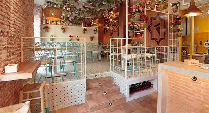 CONTINUAR LEYENDO SOBRE El capirote de Granada Restaurant