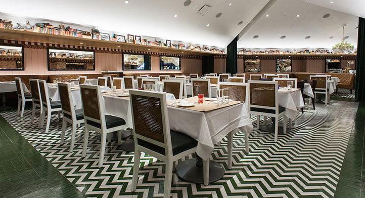 CONTINUAR LEYENDO SOBRE Cleo Restaurant