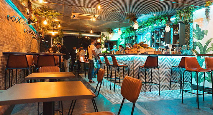 CONTINUAR LEYENDO SOBRE Tonka Cocktail Bar